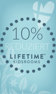10% Rabatt auf Lifetime Kidsrooms