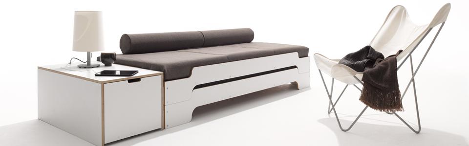 rolf heide stapelliege. Black Bedroom Furniture Sets. Home Design Ideas